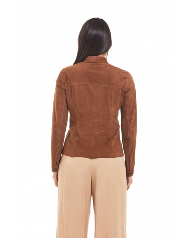 CALIMERA - SUEDE SHIRT - 3